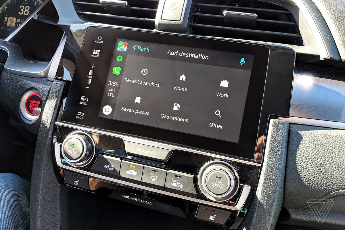 Google Maps And Waze In Apple S Carplay Review Broken Dreams