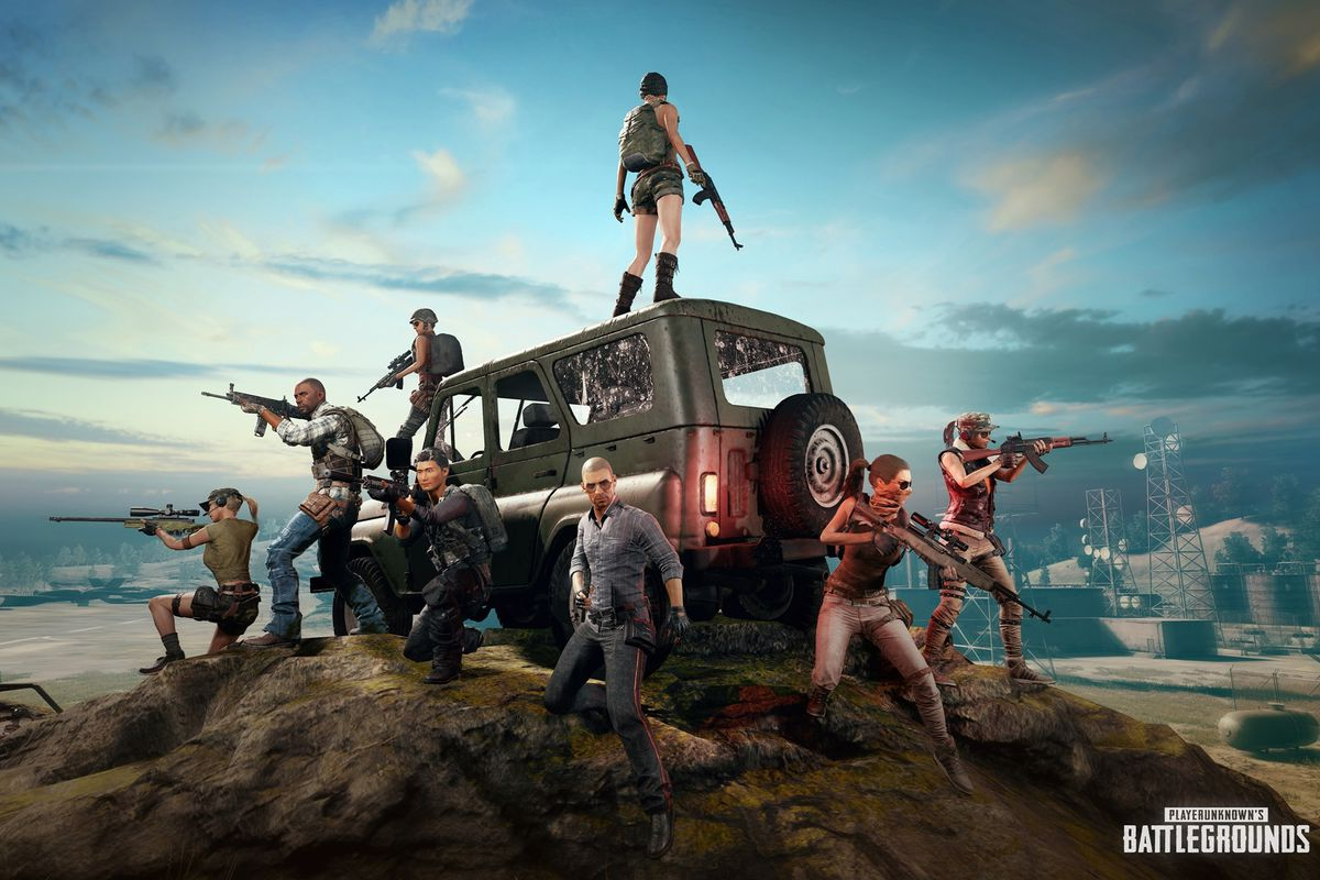 PlayerUnknown's Battlegrounds is out now on Google Stadia - Polygon