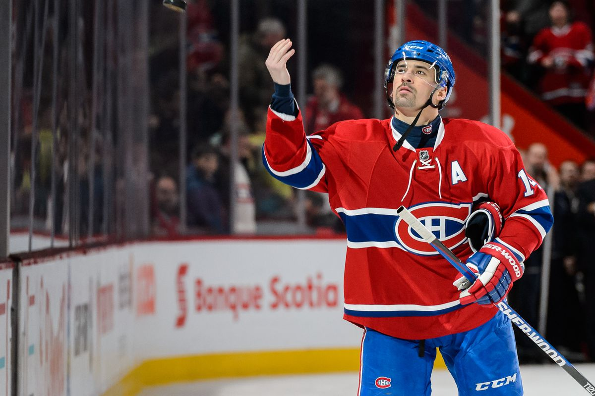 Taking a look back at Tomas Plekanec s best moments in Montreal ... f961cdfb2