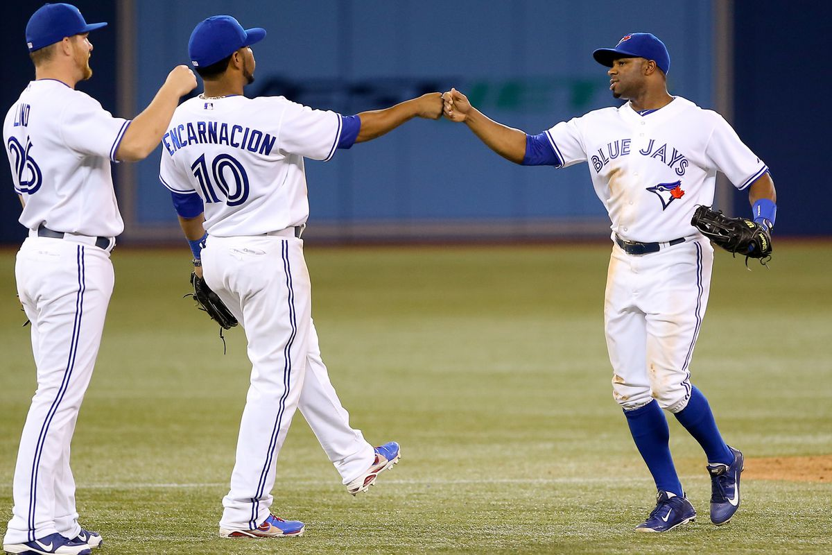 It just doesn't look like Encarnacion is committing to these props.