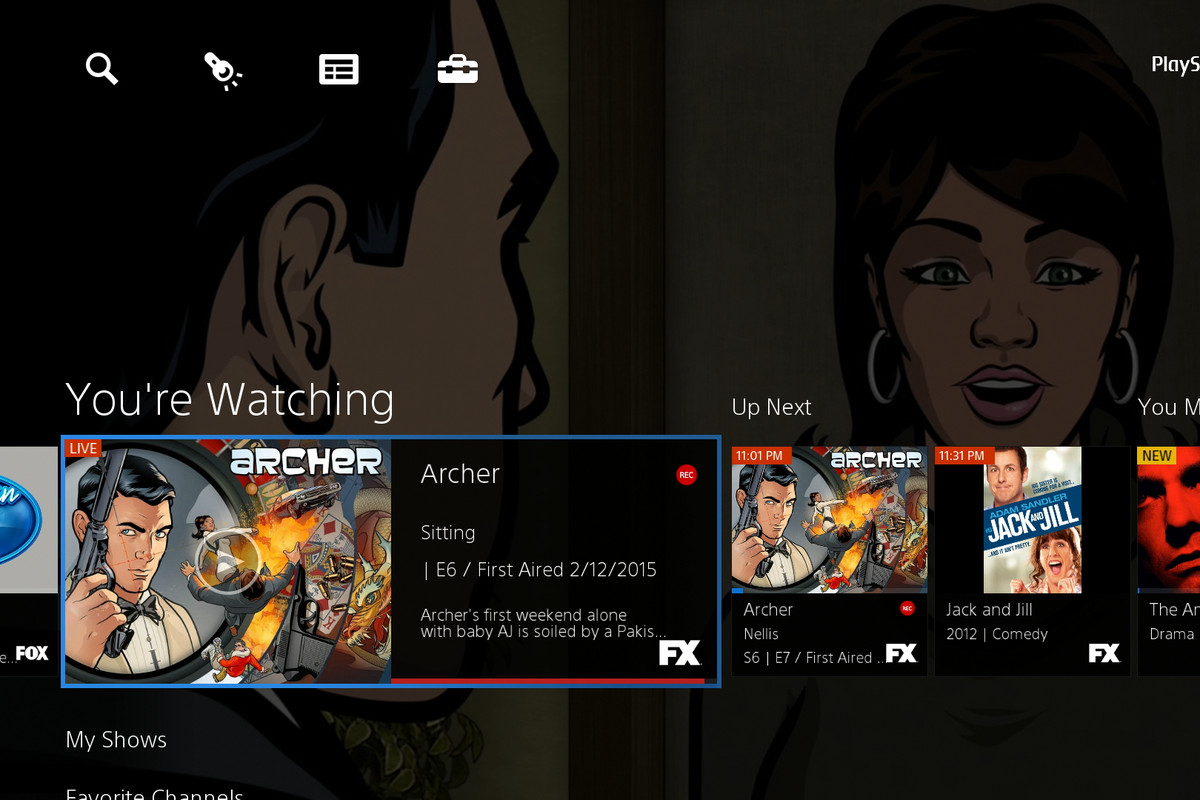 Playstation Vue Expands To California And A La Carte Tv Channels