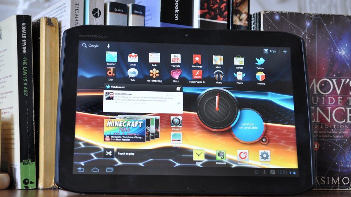 Motorola Xoom 2 review - The Verge
