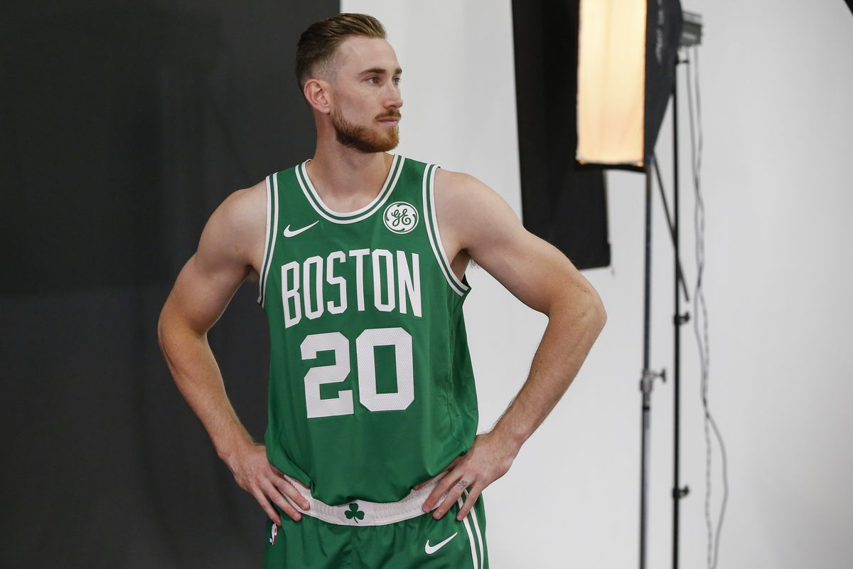 A healthy Gordon Hayward excited to head into the new season