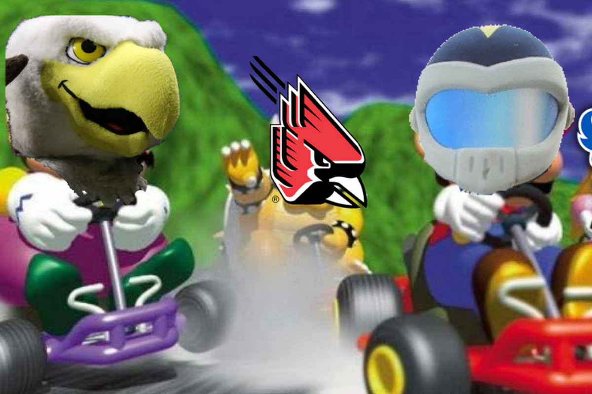 Every Mac Football Team As A Mario Kart 64 Character Hustle Belt