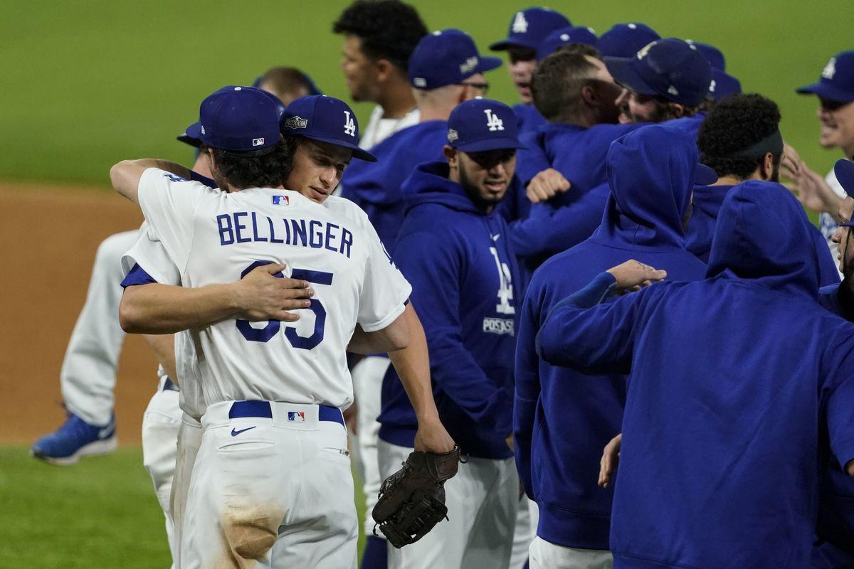 National League Championship Series Game 7: Atlanta Braves v. Los Angeles Dodgers