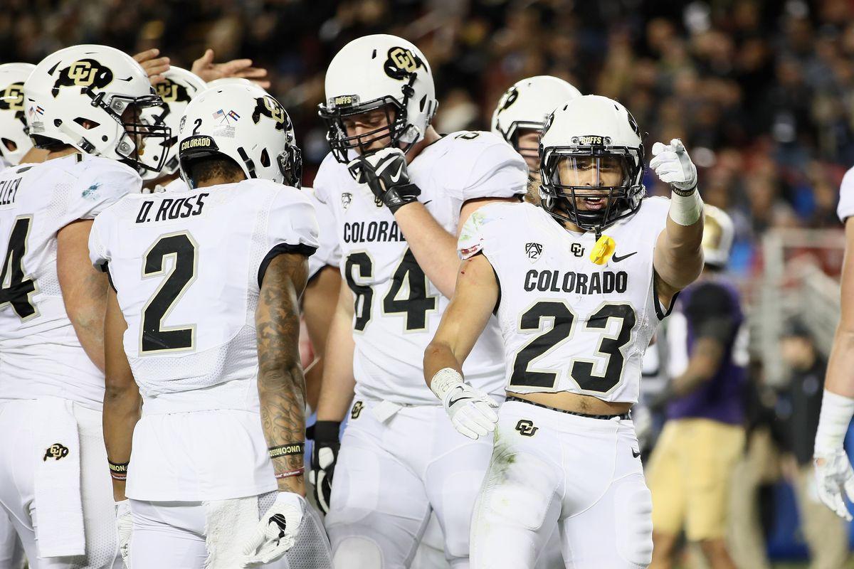 Pac-12 Championship - Colorado v Washington