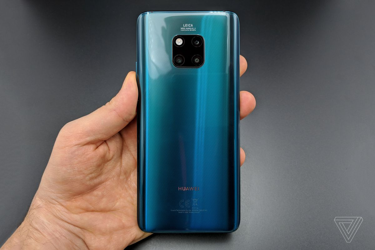 The Huawei Mate 20 Pro Can Wirelessly Charge Other Devices Verge Mobile Phone And Ipod Battery Charger Circuit Next Up In Breaker