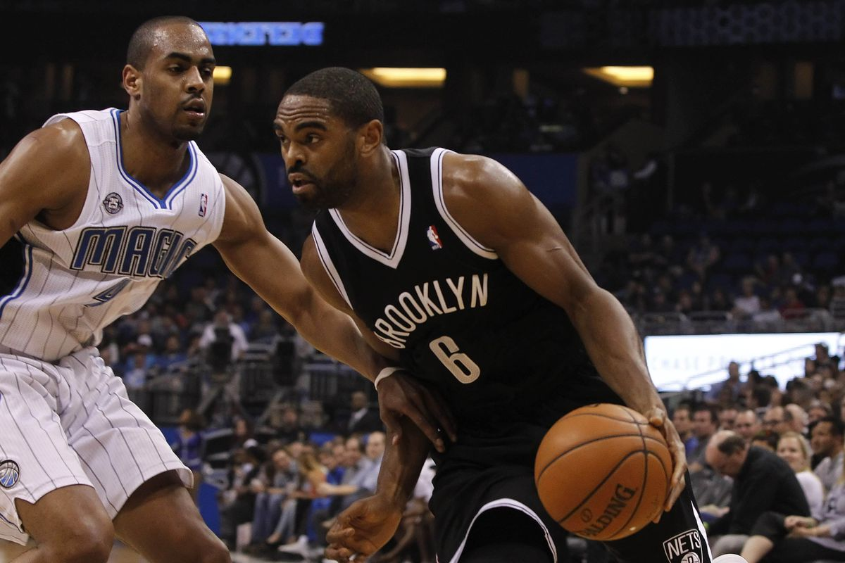 Arron Afflalo and Alan Anderson