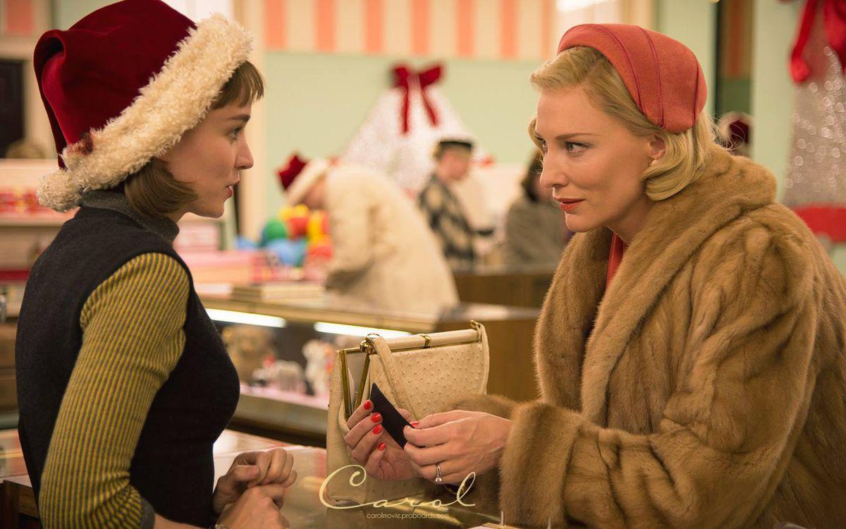 Carol first meeting