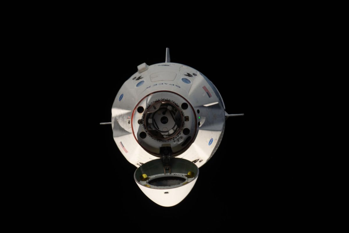 - iss058e027548 large - SpaceXCrew Dragon launch: what to expect from the company's first human mission tospace