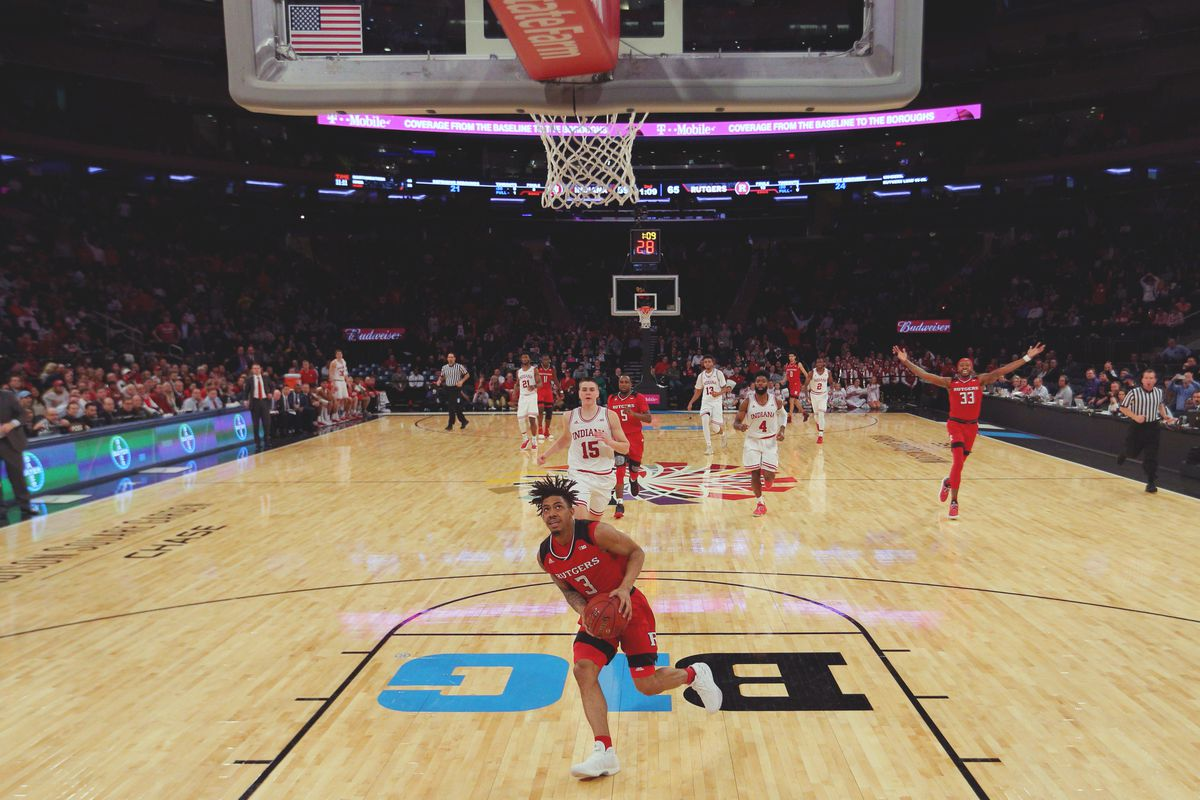 In Defense Of The Big Ten Tournament At Madison Square Garden Bt