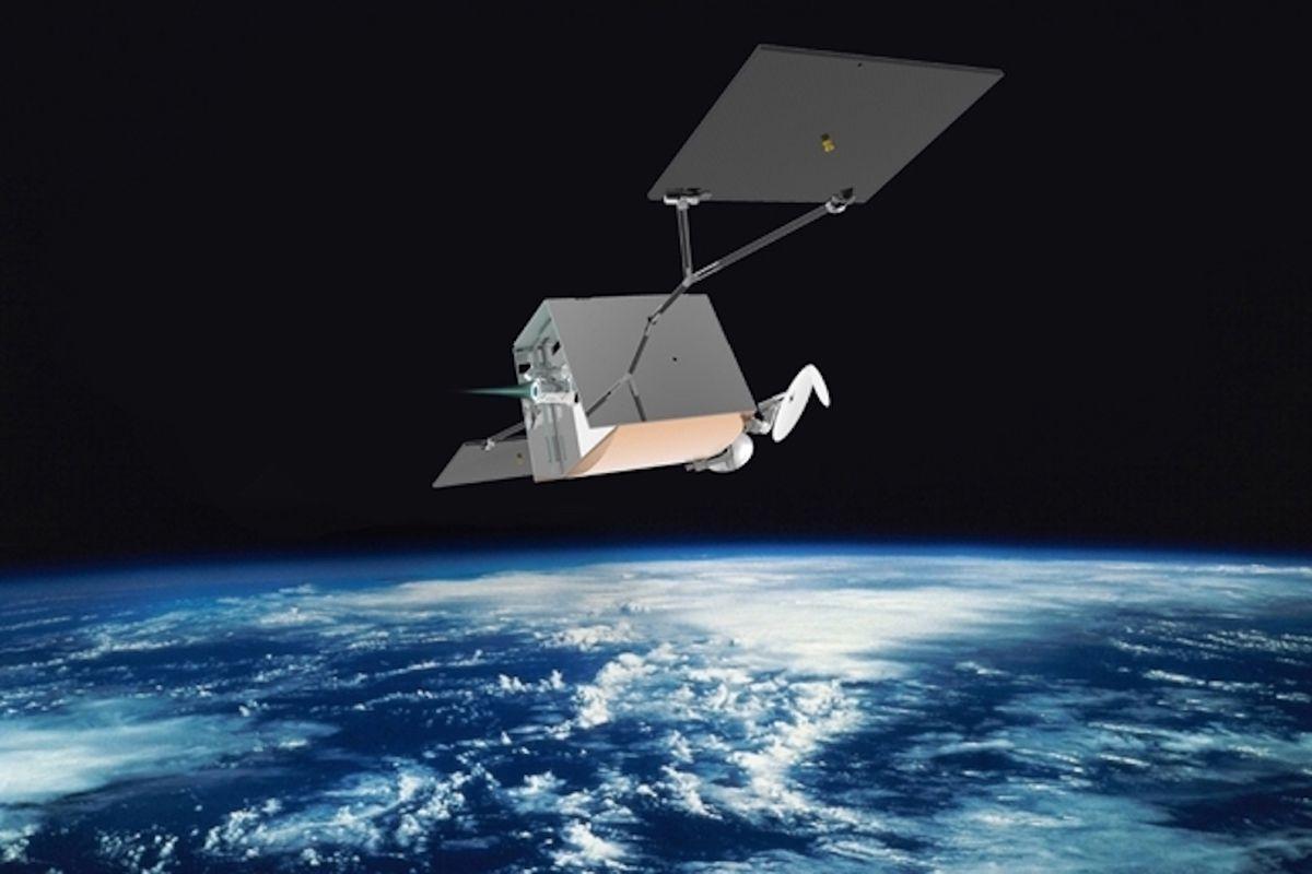 OneWeb satellite proposal
