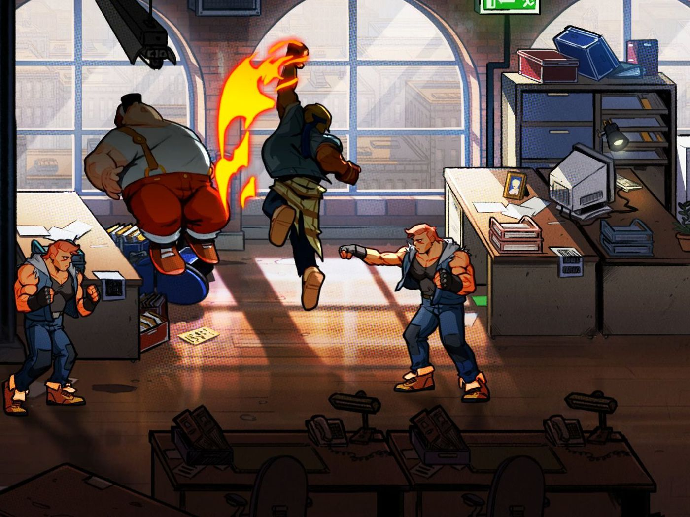 The Week S Best Game Trailers Streets Of Rage 4 And The Last