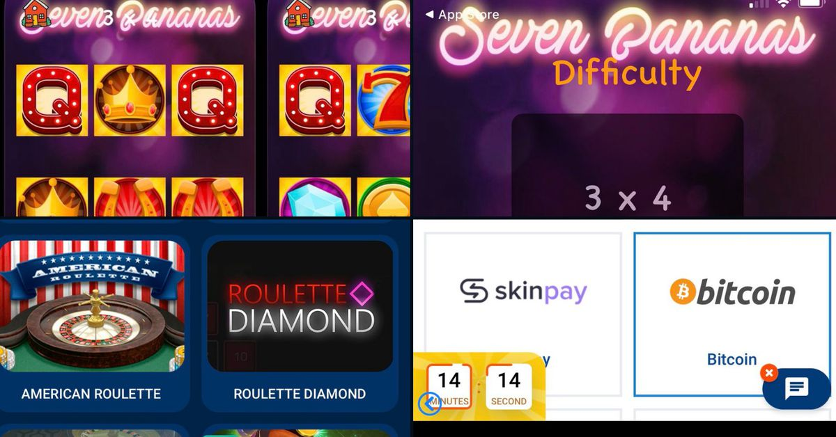 Apple approved another secret gambling den, masquerading as a puzzle game