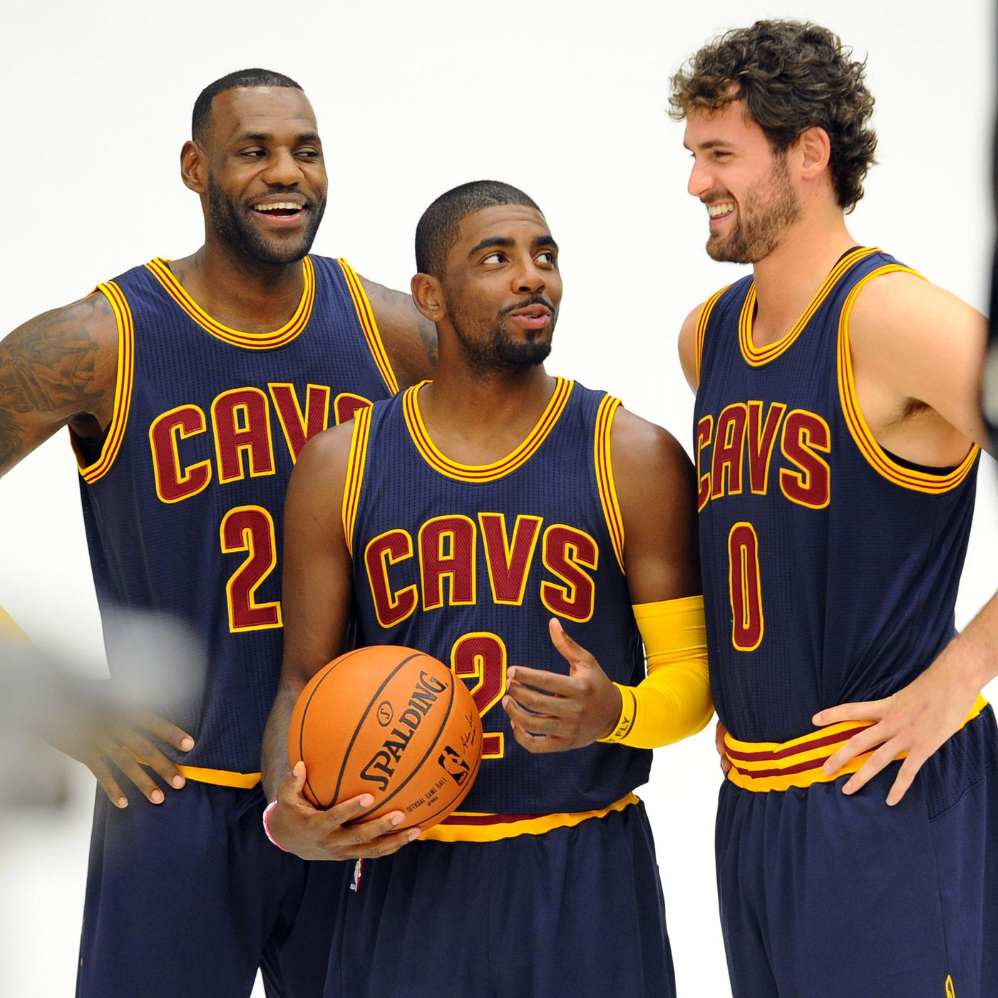 32695a3722fb Cleveland Cavaliers 2015 roster  Loaded Cavaliers the favorite to come out  of East