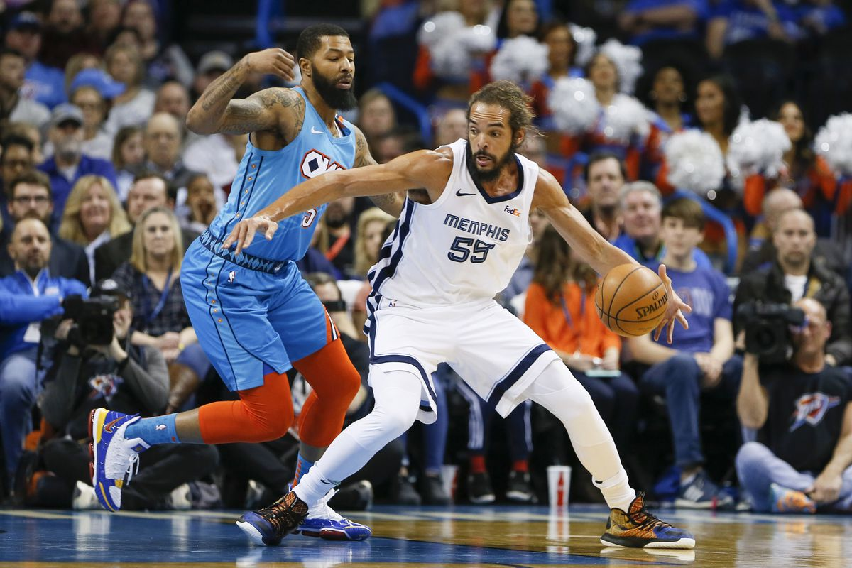 Game Preview  Memphis Grizzlies vs. Oklahoma City Thunder - Grizzly ... 75adec9b1