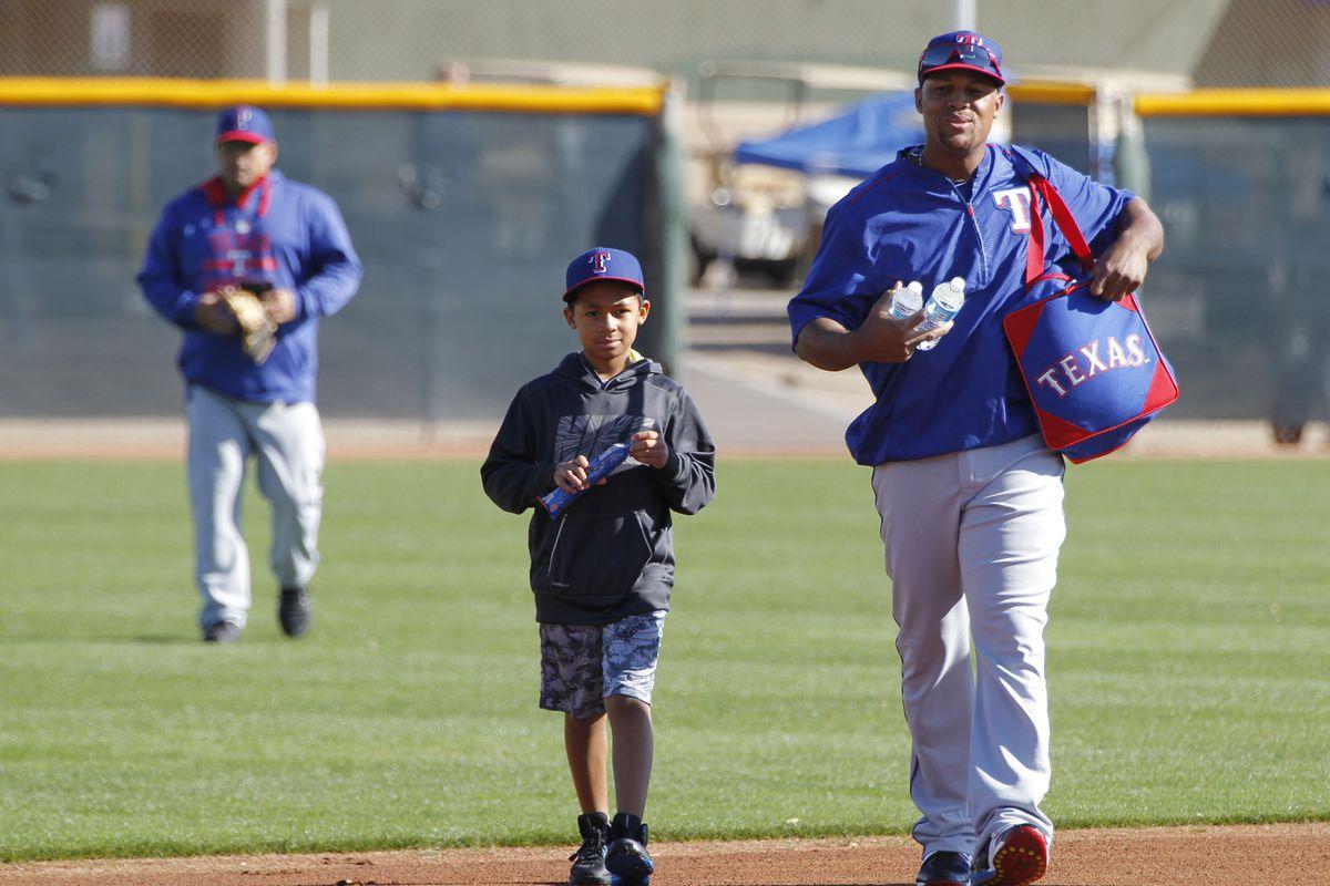 Texas Rangers Spring Training