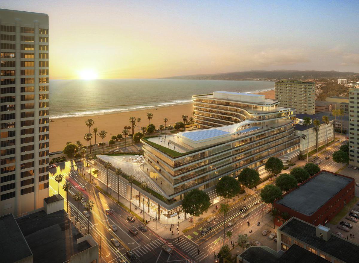 Santa Monica Fairmont Miramar Hotel\'s new plans for remodel ...