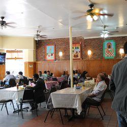 Ashur Restaurant in Roxbury.