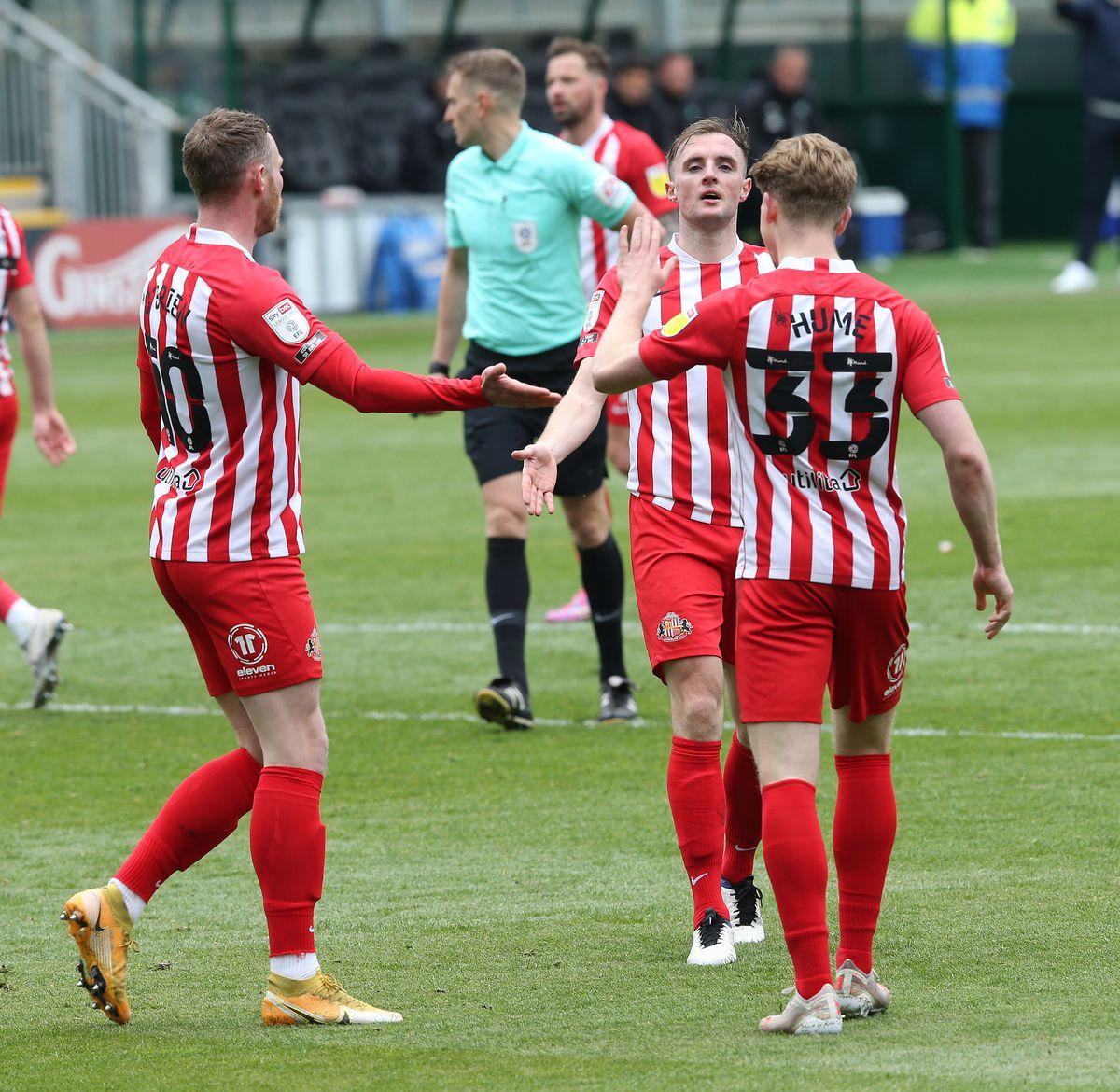 Plymouth Argyle v Sunderland - Sky Bet League One