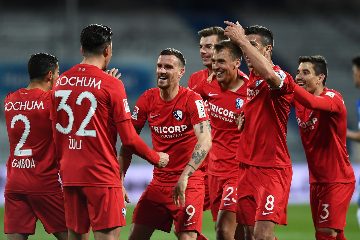 SV Darmstadt 98 v VfL Bochum 1848 - Second Bundesliga