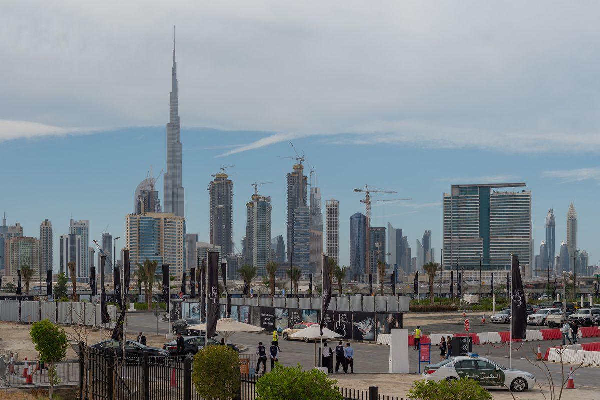 Day 3 - Dubai FFWD Fall/Winter 2016