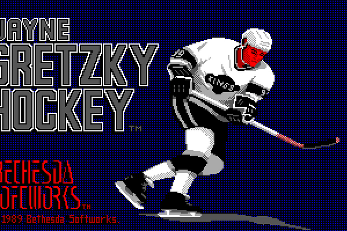 Yes, that Bethesda Softworks made a hockey game.