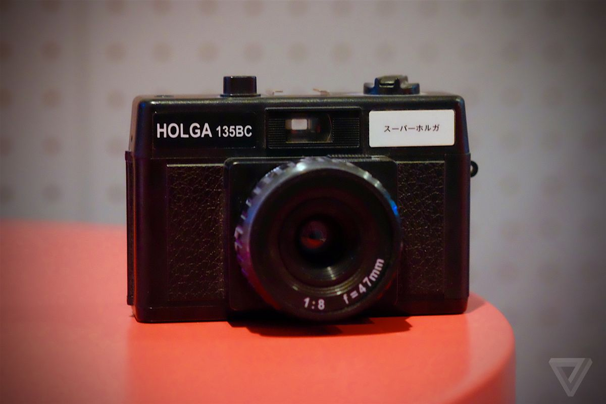 The iconic Holga film camera is dead - The Verge