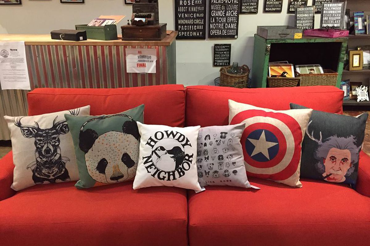 """But can we booze it up on this couch? Photo: Co-op 28 Handmade/<a href=""""https://www.facebook.com/Coop28handmade/photos_stream"""" target=""""_blank"""">Facebook</a>"""