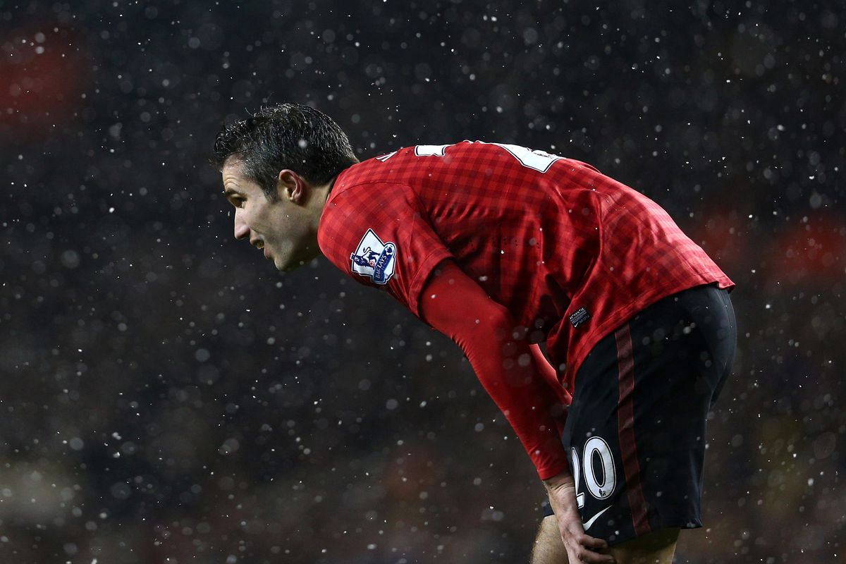 RvP or no RvP against Everton?