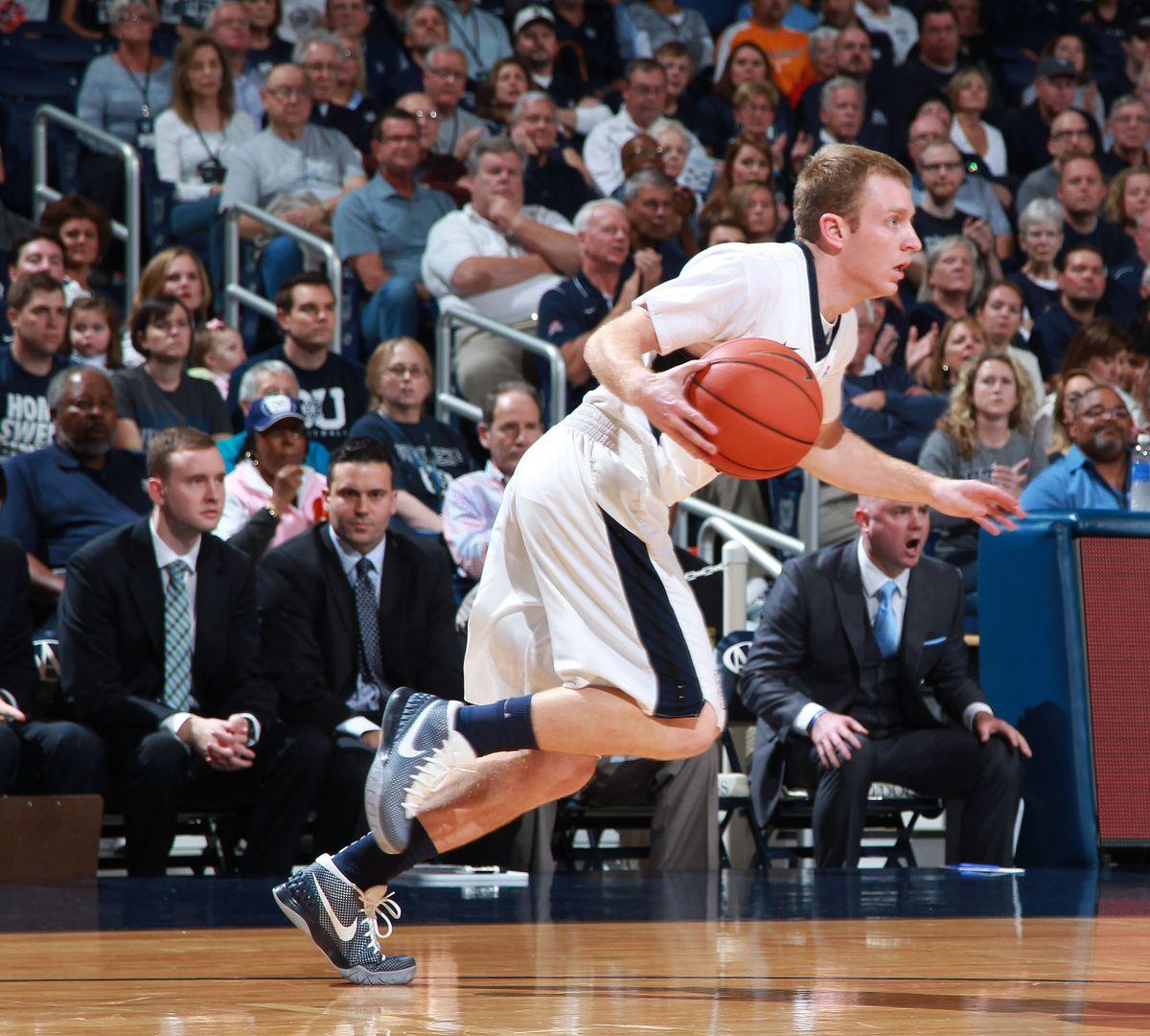 NCAA Basketball: Tennessee at Butler
