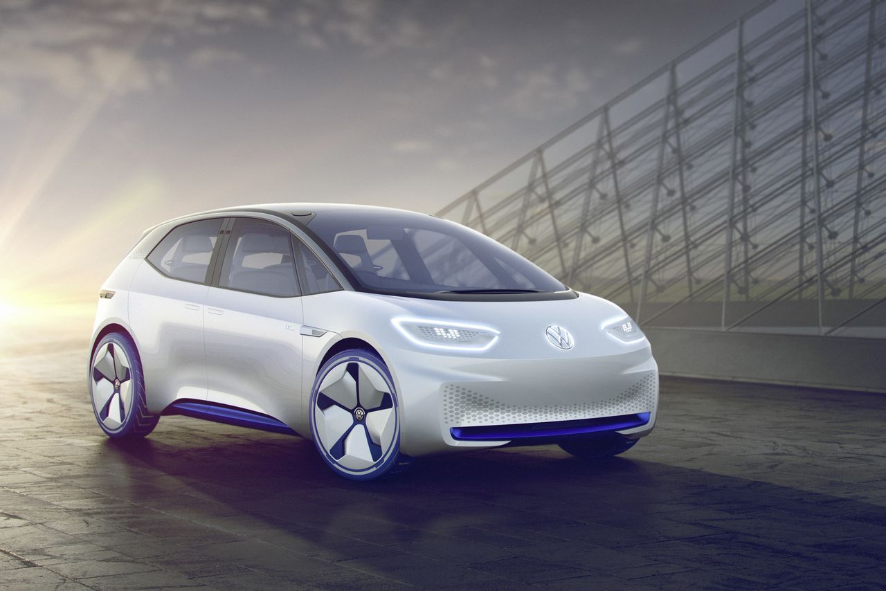 Volkswagen S Rad Looking Electric Car Is Intended To Make You