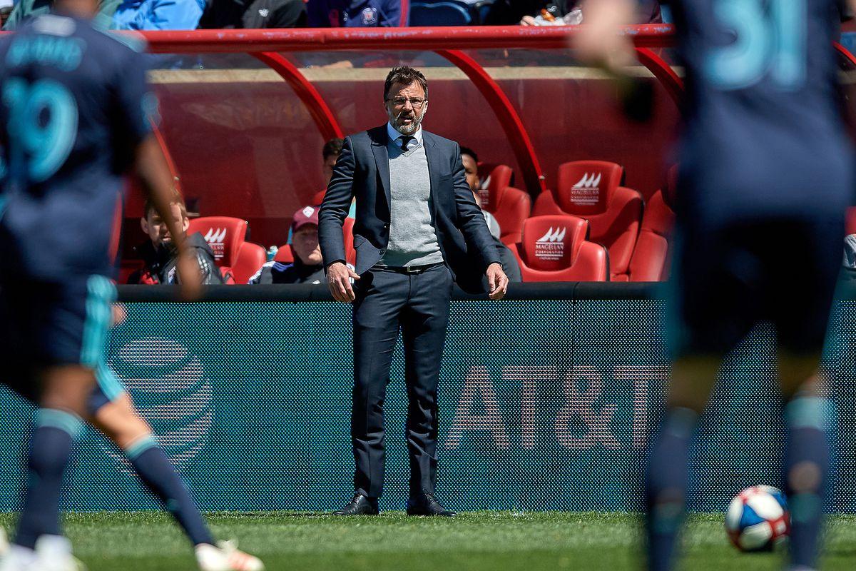 SOCCER: APR 20 MLS - Colorado Rapids at Chicago Fire