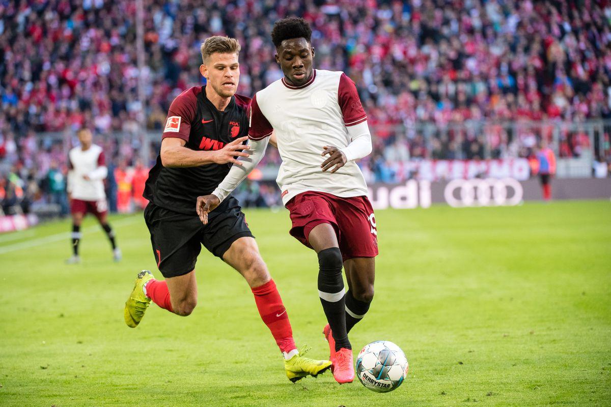 Bavaria Munich - FC Augsburg