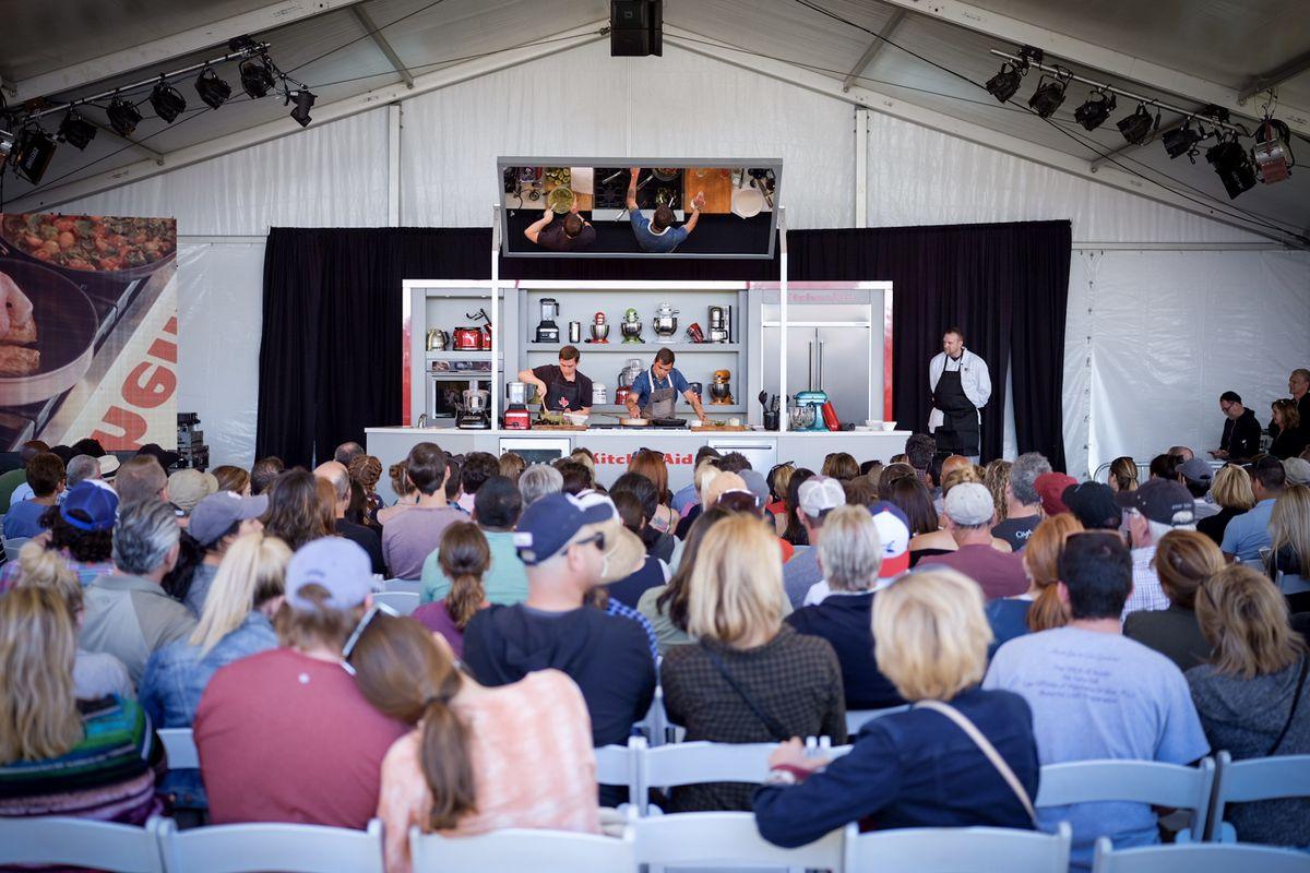 Austin Food & Wine Festival in 2017