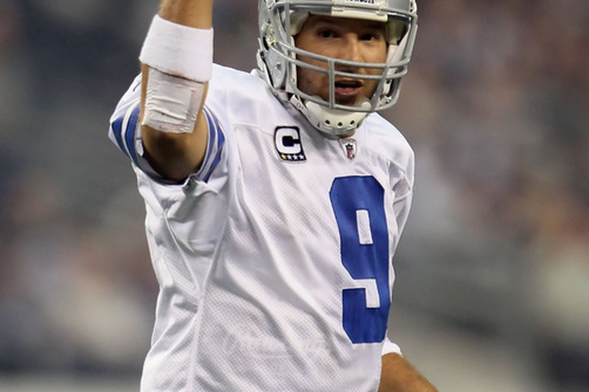 Tony Romo is ready to rack up some wins this season.