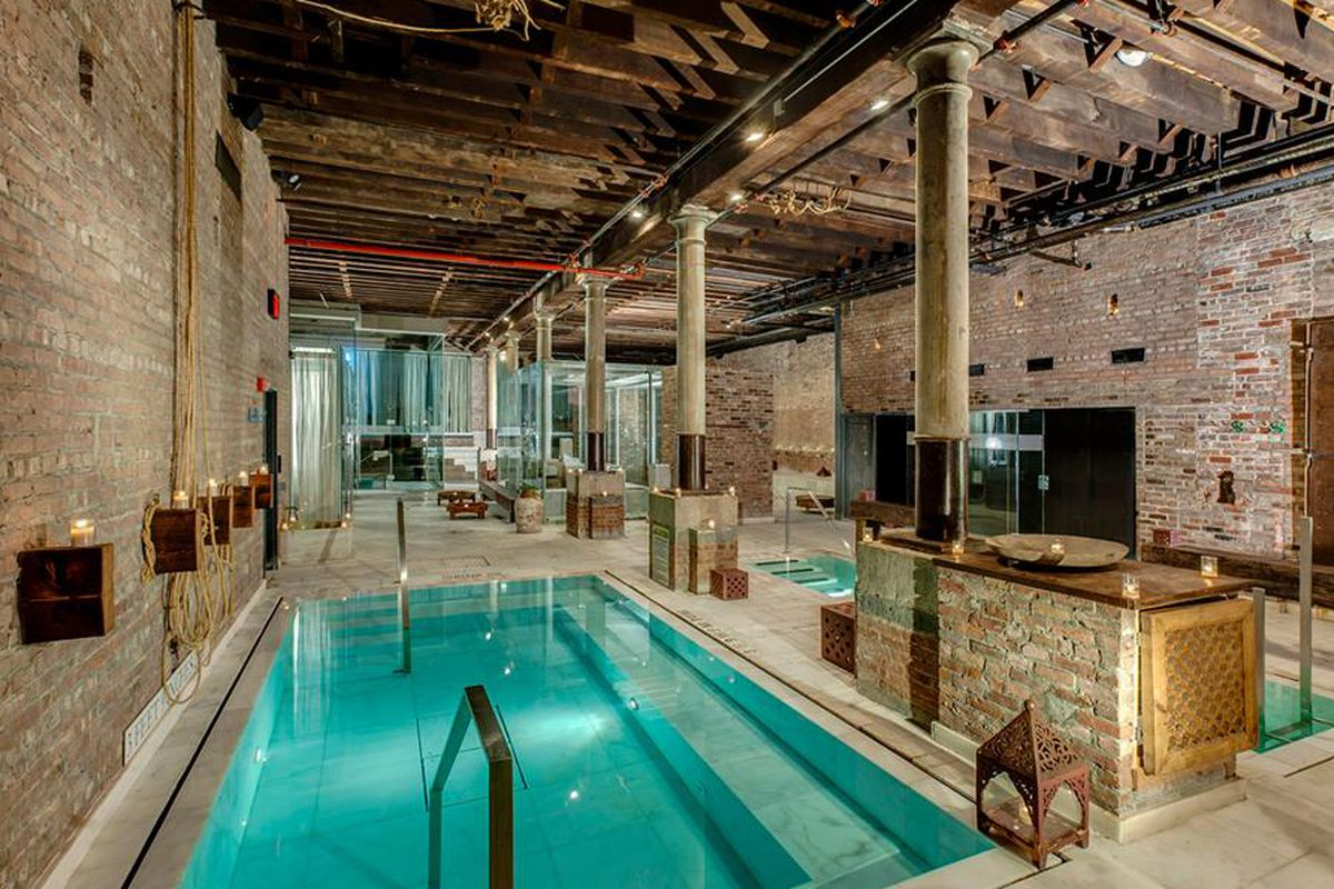 Eight Of The Dreamiest Luxury Spas Across The Nation Racked