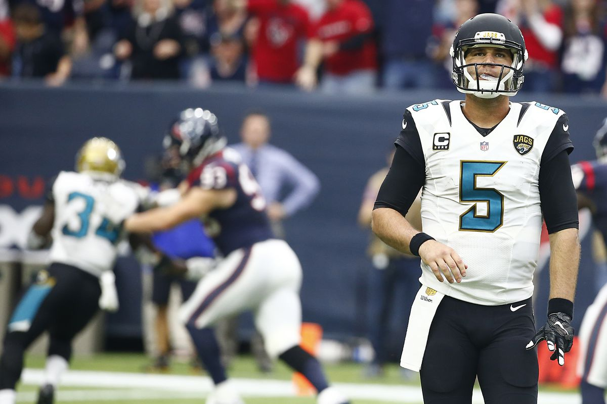 e388174f Blake Bortles has more pick-sixes (11) than career wins (10) - Big ...