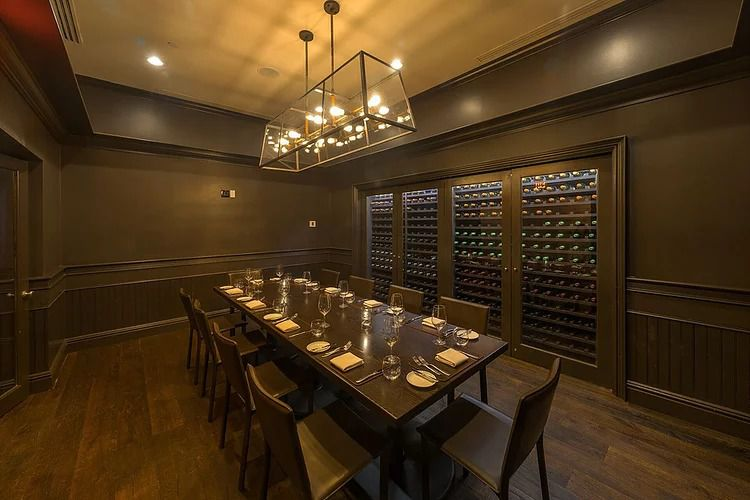 Private Dining Rooms To Book At Philly Restaurants Eater