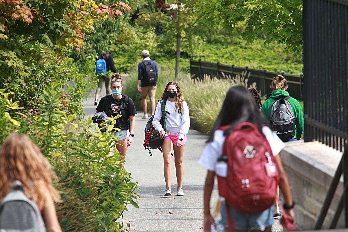 Coronavirus Outbreak at Boston College