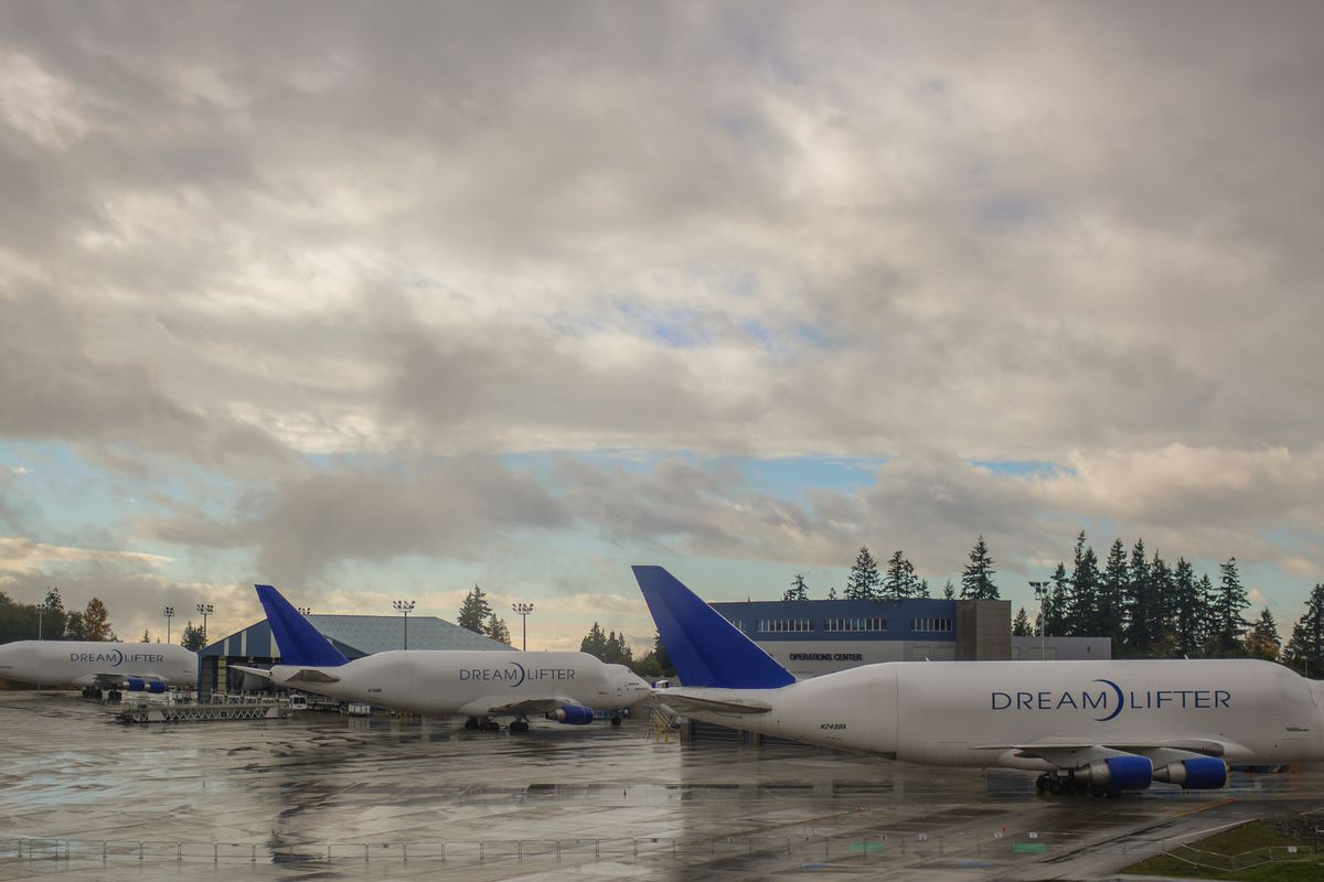Commercial Airport At Everett S Paine Field Breaks Ground