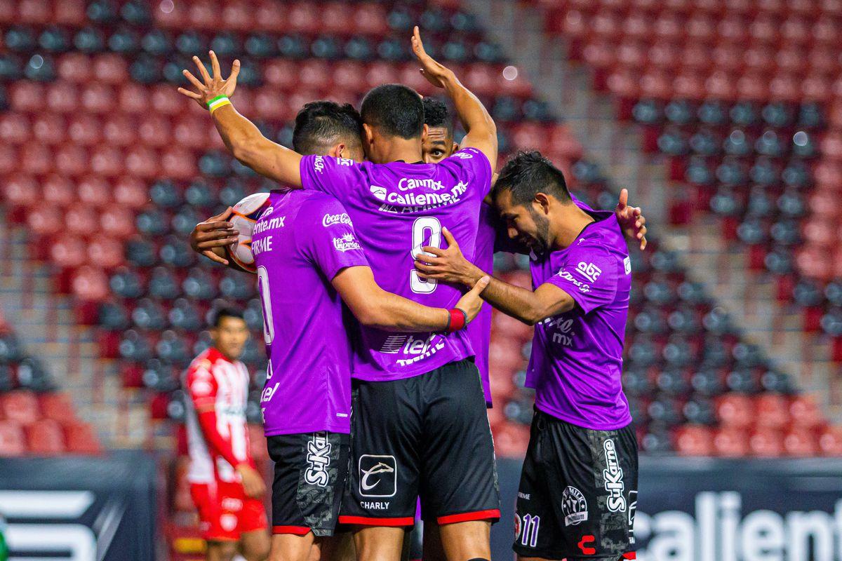 Club Tijuana v Necaxa - Torneo Guard1anes 2021 Liga MX