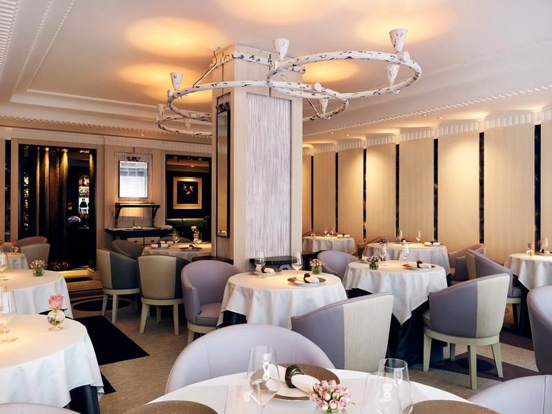 Michelin star chef Gordon Ramsay, whose Chelsea restaurant Restaurant Gordon Ramsay was reviewed by Evening Standard restaurant critic Fay Maschler this week