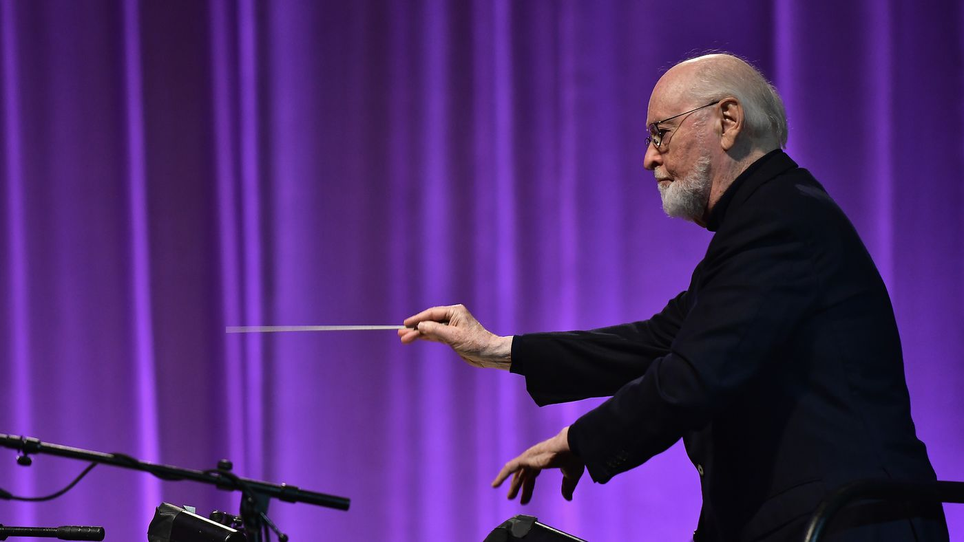 'Binge Mode: Star Wars': John Williams and the Sounds of 'Star Wars'