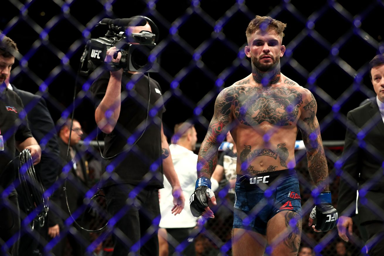 What The Heck Happened To Cody Garbrandt?!?!