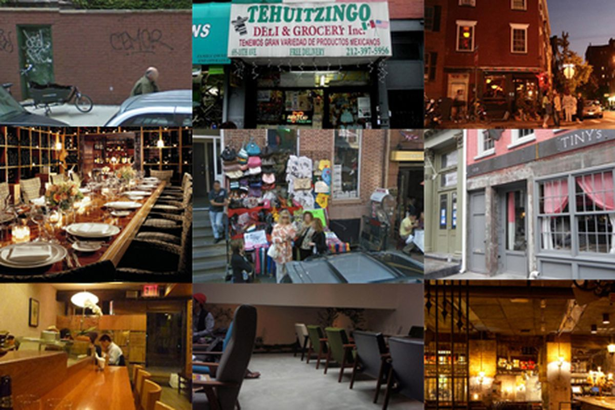 A Guide To New York S Secret Restaurants And Dining Rooms