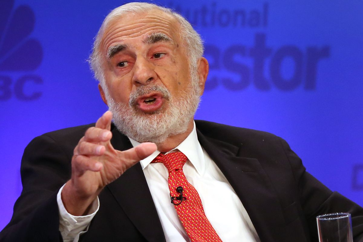 Billionaire investor Carl Icahn is one of Wall Street's most powerful activist shareholders.