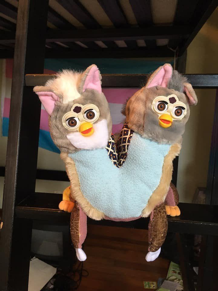 Furby like