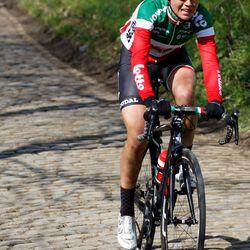 Elena Cecchini has found a solid level this year.