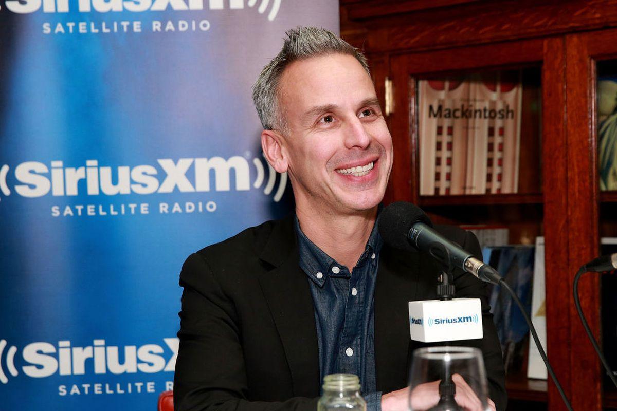 Adam Rapoport smiling